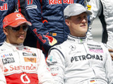 Wolff: Hamilton and Schumacher are the best ever