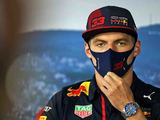 Verstappen…'from the hunter to the frustrated'