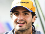 Sainz has held extension talks with McLaren