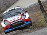 Crash ends promising Monte Carlo rally for Kubica