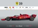Villeneuve approves of the new Ferrari SF1000