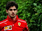 Giovinazzi sure Ferrari opportunity will come