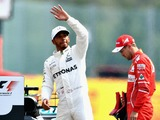Hamilton 'honoured' to match Schumacher's feat