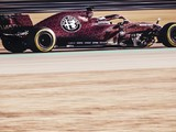 Giovinazzi collected 'final part' Alfa needed to shake down F1 car