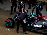 Hamilton: A mistake, nothing to do with pressure