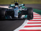Bottas heads Hamilton in Mexico