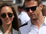 Police suspect Jenson Button was gassed during burglary in France