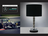 New In The Shop: Mercedes Lamp!