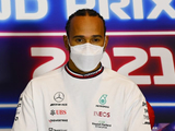 Hamilton refuses to be 'side-tracked' by Ecclestone jibes