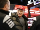 Lauda gives first interview since lung transplant