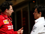 Binotto doesn't 'hate' Wolff, just wants to beat him