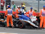 Hülkenberg, Ericsson frustrated by early exits