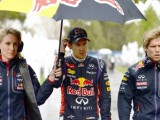 Engine software issue hinders Vettel
