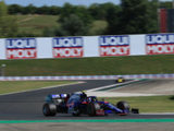 Eddolls: Toro Rosso had an 'eventful' Hungarian GP