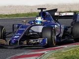 Sauber conducts filming day at Barcelona