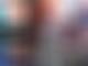 Romain Grosjean shows off his French GP helmet