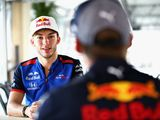 Gasly warns Verstappen: I'm not here to be No.2