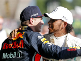Hamilton was on fire in Hungary, says Verstappen