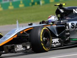 Force India B-spec car passes crash test on second try