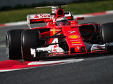 Raikkonen continues to set pace for Ferrari on closing day of testing
