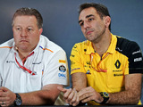 Abiteboul: McLaren used Renault as a benchmark