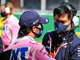 Perez 'clears the air' with Racing Point
