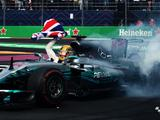 Lewis Hamilton and Mercedes nominated for Laureus World Sportsman and Team of the Year award