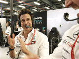 Wolff: F1 CEO rumours just 'a funny story'