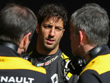 Ricciardo dismisses Red Bull accusation of 'running' from Verstappen