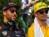 'Ricciardo can help Hulkenberg prove himself at Renault'