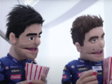 Video: No strings attached with Carlos Sainz and Lando Norris