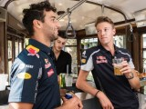 Kvyat Notified Red Bull Of Ricciardo's Exit To Renault