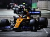 Seidl Full of Praise for McLaren Efforts in Singapore as Norris Secures Seventh