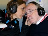 Sir Frank Williams 'stable' in hospital