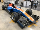 Manor F1 team assets get auction deadline