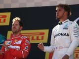 Hamilton expecting, but not scared by, challenge from Vettel in 2018