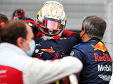 Max happy with P2, but 'as a racer' wants wins