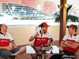 Alfa Romeo avoided 'additional challenge' of new drivers
