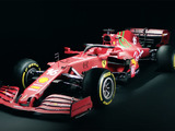 Here it is, the 2021 Ferrari challenger, the SF21