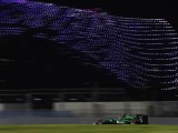 Stevens pleased to finish maiden F1 race