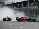 Red Bull discussed potential for team-mate crash before Baku race