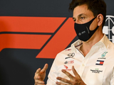 Mercedes 'got out of jail free' to lead into Portimao - Wolff