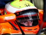 Turvey frustrated as power unit issue curtails first F1 test in two years