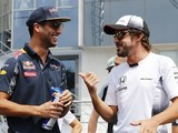 Ricciardo: Alonso has picked a good time to skip race for Indy 500