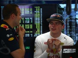Verstappen playing catch-up after difficult day