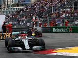 Toto Wolff: Lewis Hamilton had 0% left for 20 laps
