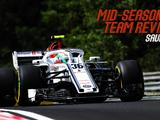 Mid-season team review: Revitalised Sauber back in the groove