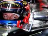 Button puzzled by Hamilton collision