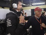 "Mercedes F1 boss Wolff feels ""like a zombie"" after Lauda's death"