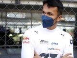 Albon back in F1 with Williams
